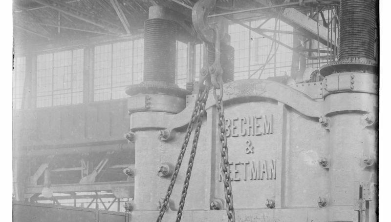 Krupp factory, Essen
