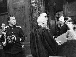 Auftakt der Nürnberger Prozesse