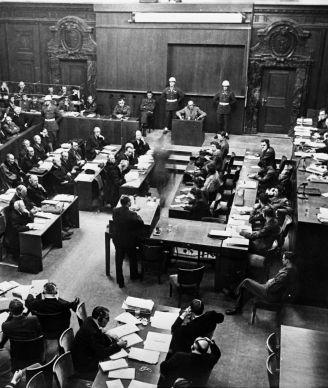 Nürnberger Prozesse (20.11.1945)