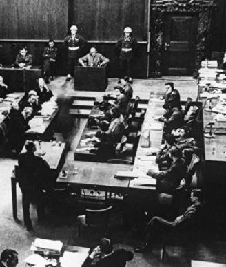20 novembre 1945: ouverture du procès de Nuremberg