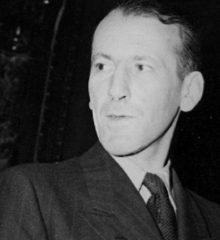 Kaltenbrunner au procès de Nuremberg