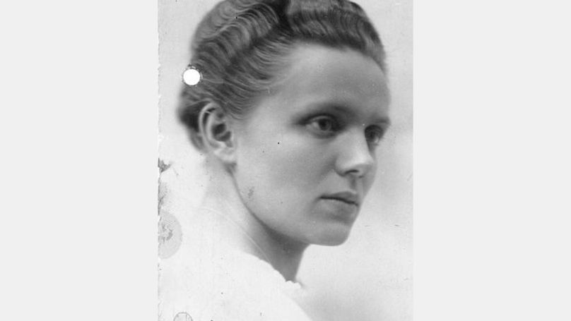Margaret Boden dix ans avant son mariage avec Heinrich Himmler, 1918 Bundesarchiv, Bild 146-1990-080-04 / CC-BY-SA 3.0