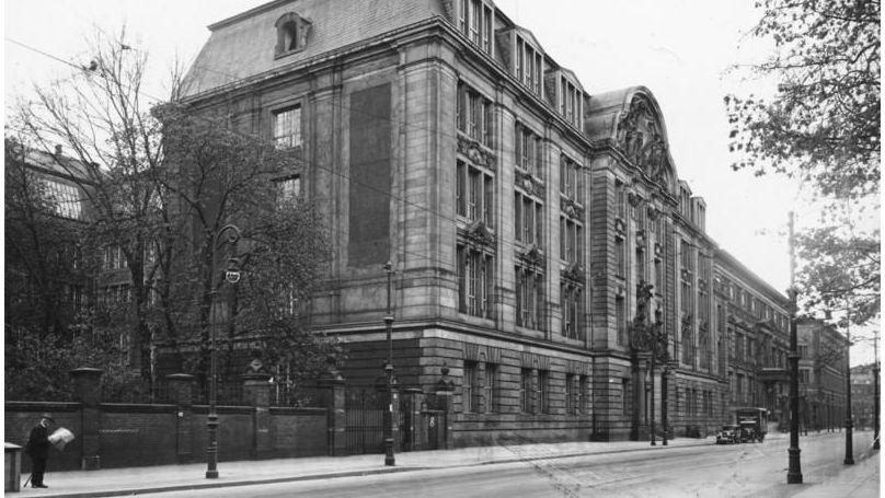Le quartier général de la Gestapo à Berlin, Prinz-Albrecht-Straße