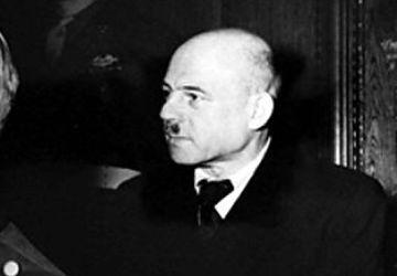 Fritz Sauckel au tribunal militaire international de Nuremberg