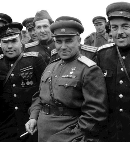 "General Nikolai Berzarin. ""General Berzarin's Last Act of Heroism"" Project"