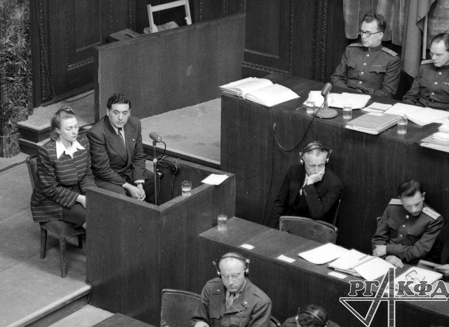 "Examination of Witness Seweryna Szmaglewska RGAKFD, Archive No. C-2469, C-3199 Web Portal ""Nazi Crimes in the USSR"", Y. A. Khaldei"