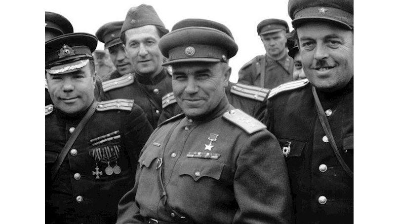 Le général Nikolaï Berzarine / Projet «Le dernier exploit de Nikolaï Berzarine»