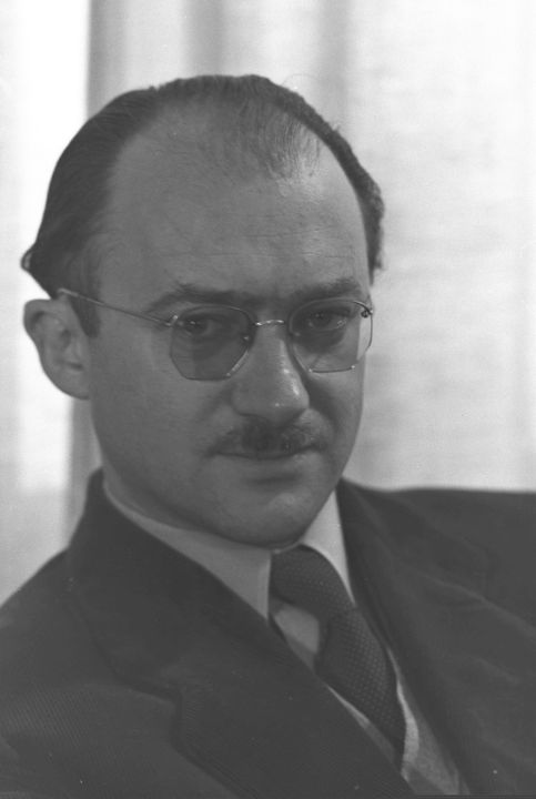 Le témoin Avrom Sutzkever