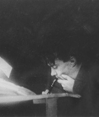 Le correspondant de guerre de la Pravda Boris Polevoï, 1943