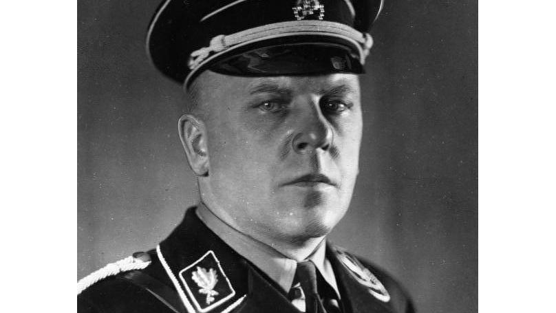 Max Amann, membre du NSDAP, Reichsleiter pour la presse // Bundesarchiv, Bild 119-2186 / CC BY-SA 3.0 DE © o.Ang.