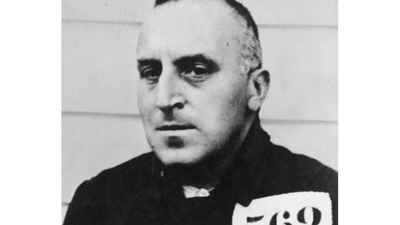 Carl von Ossietzky, pacifiste allemand, antifasciste et lauréat du prix Nobel de la paix en 1935. // Bundesarchiv Bild 183-93516-0010