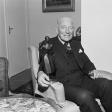 Hans Cappelen, avocat norvégien et membre de la Résistance. Photo prise dans les années 1970