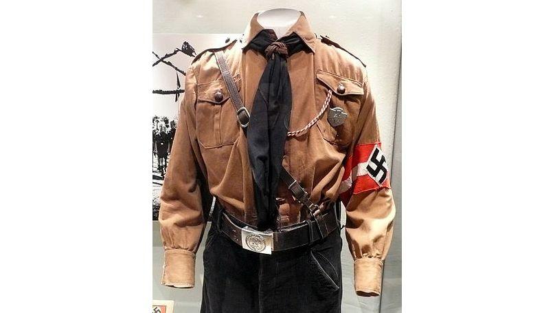 Hitler Youth uniform.
