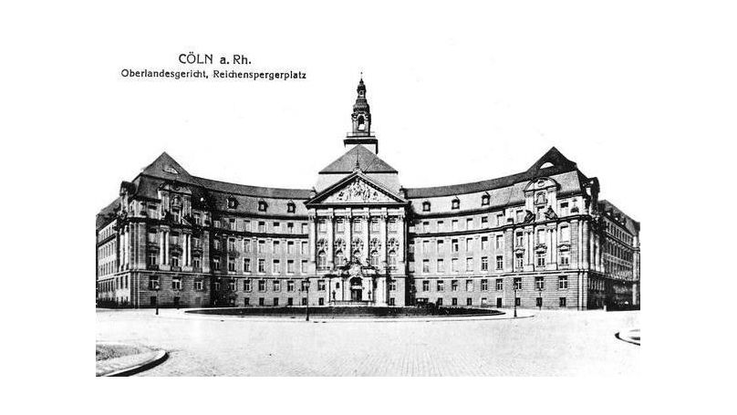 Higher Regional Court of Cologne, 1910