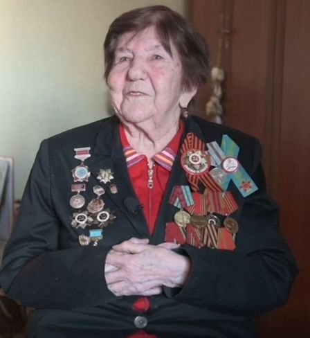 Serafima Grigorievna Ponomareva