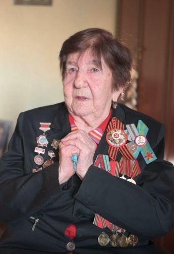 Serafima Ponomareva