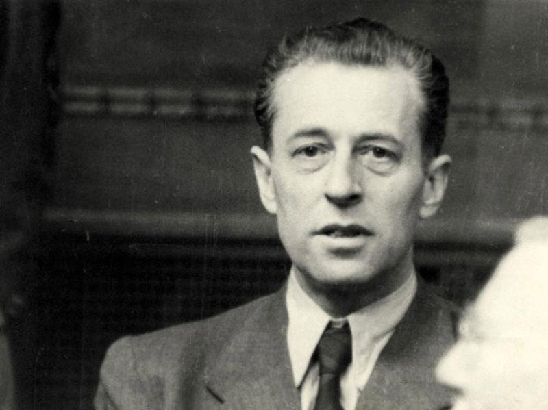 Angeklagter Hans Fritzsche