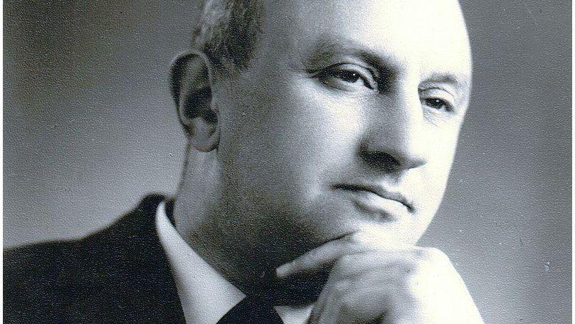 Écrivain Arkadi Poltorak, qui dirigeait le secrétariat de la délégation soviétique pendant le procès de Nuremberg
