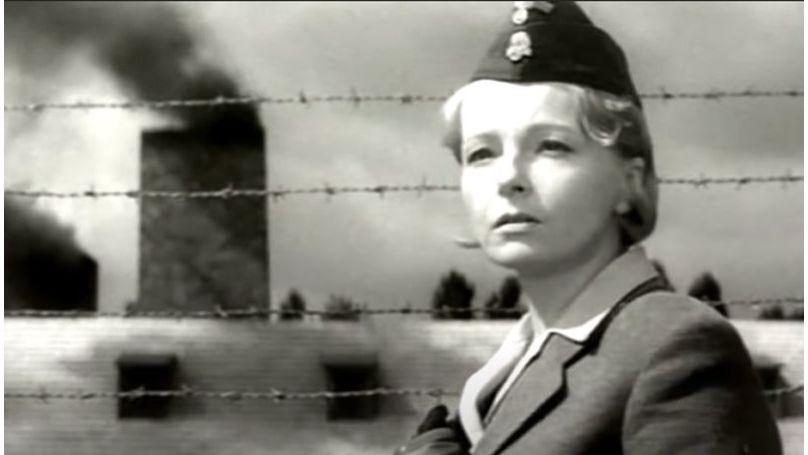 A still from 'Passenger' (1963)