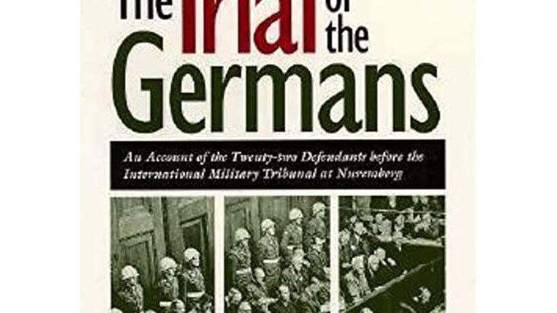 Couverture du livre d'Eugene Davidson sur le procès de Nuremberg