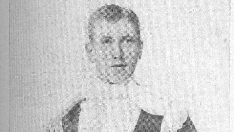 Franz von Papen, page impérial à Berlin, 1897 // Une photo scannée du livre de von Papen «Der Wahrheit eine Gasse»