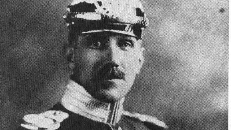 Franz von Papen, attaché militaire à Washington // Karl Boy-Ed (1872-1930) - Colin Simpson: Luisitania, 1973.
