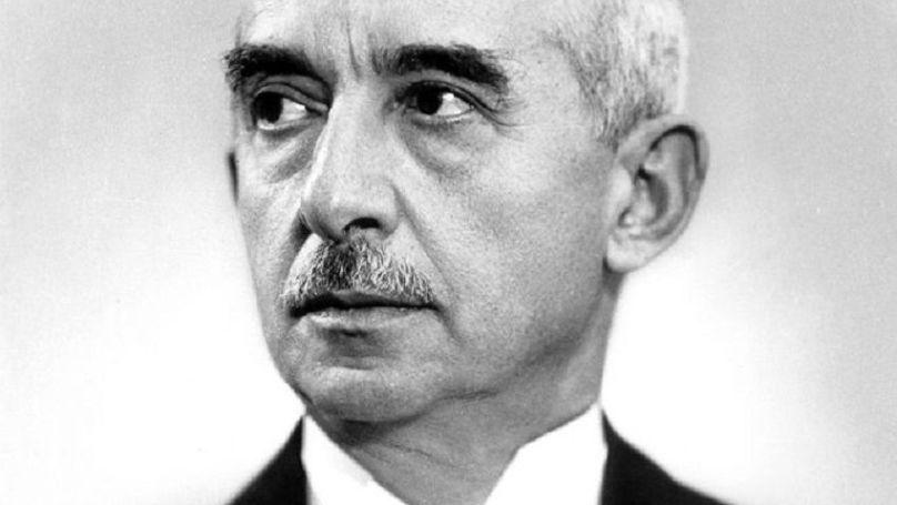İsmet İnönü, Président de la République de Turquie