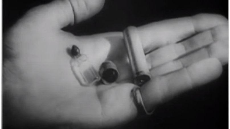 Lorsque Kelly a appris le suicide de Göring, il n'a pas pu cacher... son admiration. Dans l'acte de son antihéros, il a vu une victoire arrachée même dans des circonstances désespérées // Un cliché du film «The Anatomy of Malice» // Capture d'écran: YouTube.