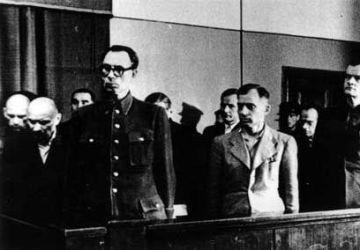 Le procès du général Vlassov et de ses complices, 1946