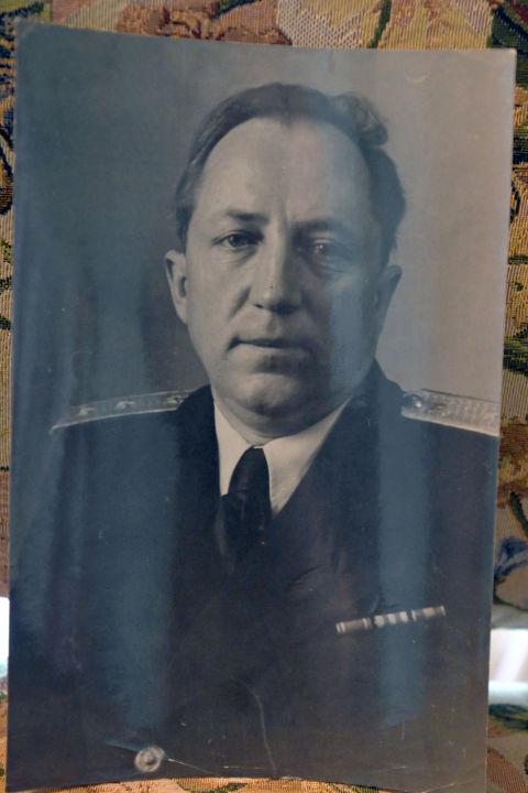 Le procureur en chef soviétique Roman Roudenko. Archives de la famille Reznitchenko. Cependant, son supérieur immédiat, Roman Roudenko, procureur en chef soviétique, avait seulement quelques années de plus: 38 ans.