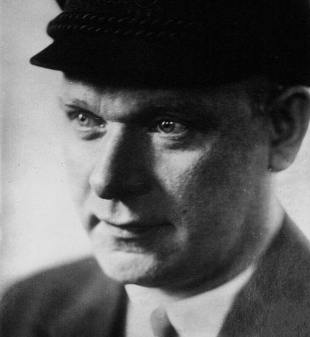German politician Ernst Thälmann (1886-1944)