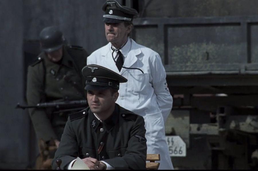 """Shot from film """"Auschwitz"""", 2011"""