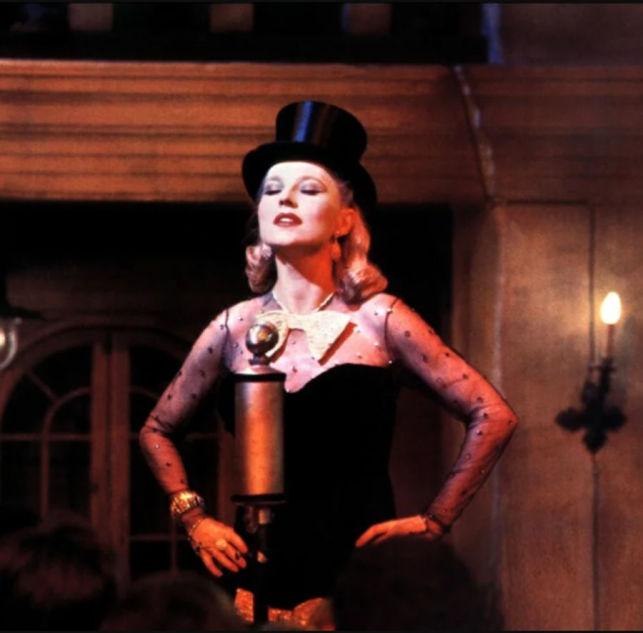 A screenshot from the 'Lili Marleen' movie