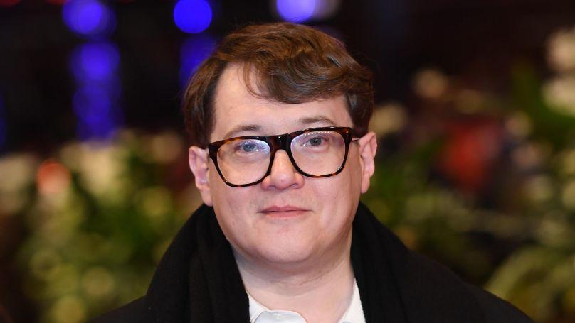 Russian film director Ilya Khrzhanovsky
