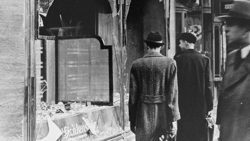 Funk a joué un rôle clé dans l'éviction des Juifs de la vie économique du Troisième Reich et à leur expropriation