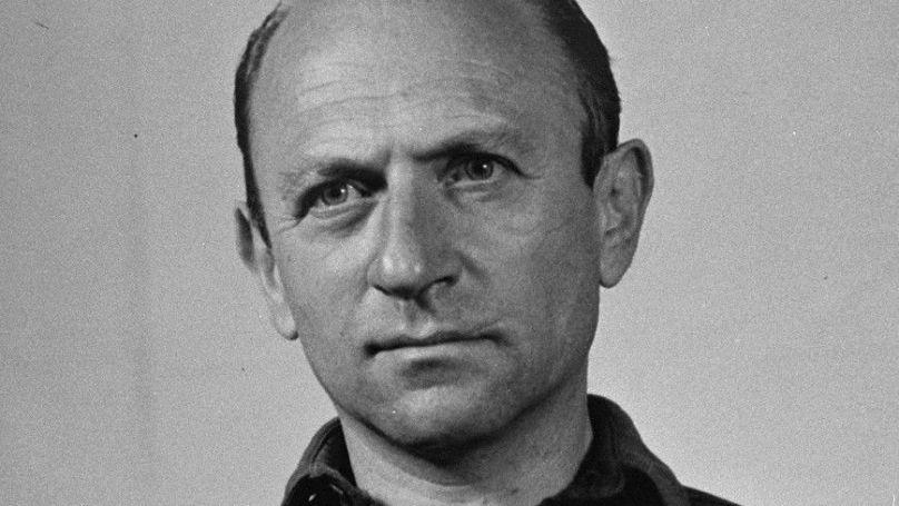 Heinz Jost, SS-Brigadeführer et major-général de police, commandant de l'Einsatzgruppe A / US Army, USHMM