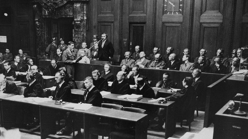Neuvième Tribunal militaire international de Nuremberg / USHMM
