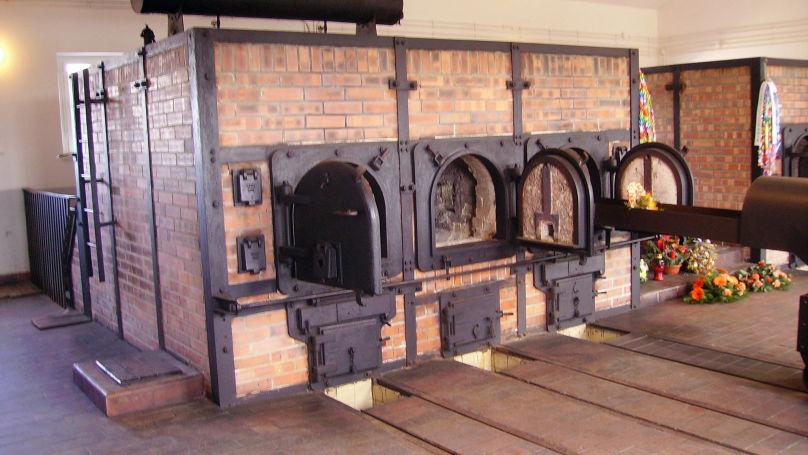 Crématorium du camp de Buchenwald