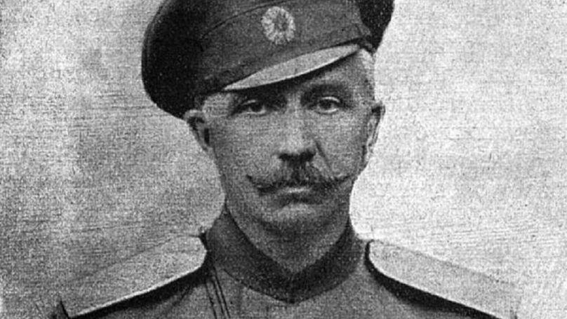 Piotr Krasnov