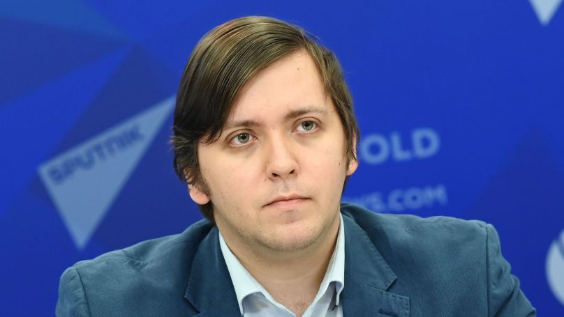 Deputy Director of the Department of Science and Education of the RMHS Konstantin Pahaluk.