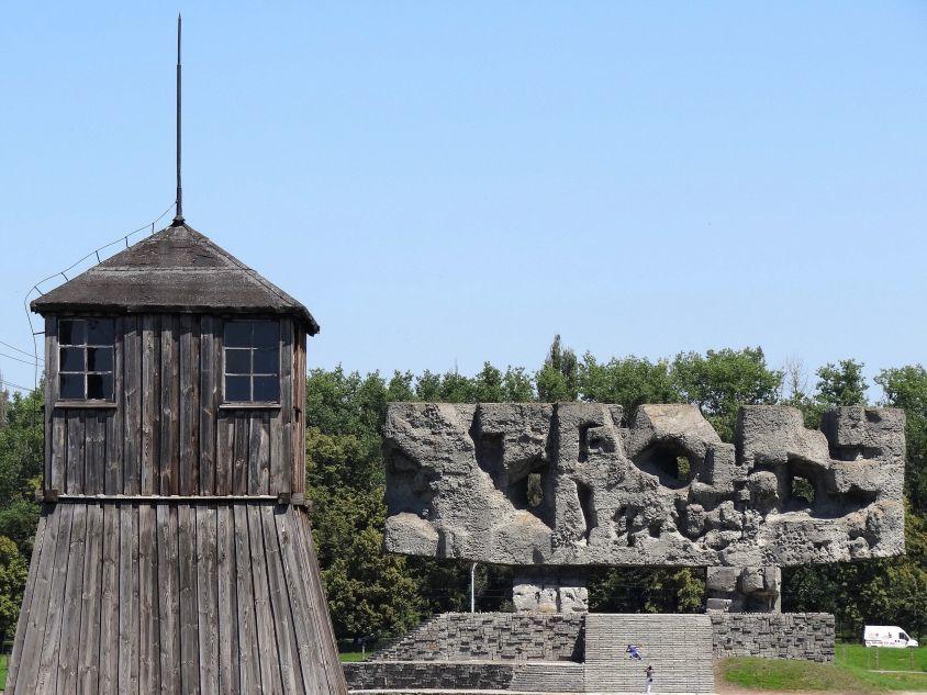 Majdanek concentration camp