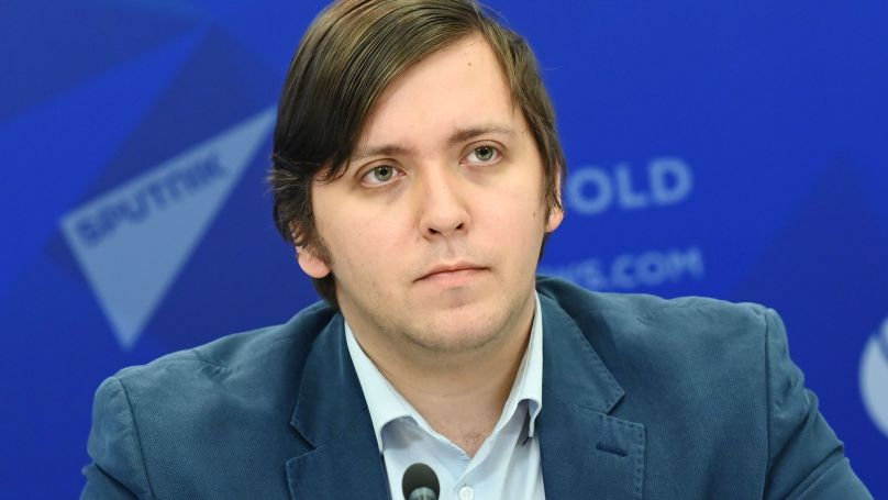 Constantin Pakhalouk, directeur adjoint du département des Sciences et de l'éducation de la Société historique militaire russe
