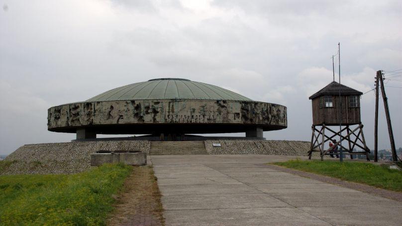 Mausolée du camp de concentration de Majdanek